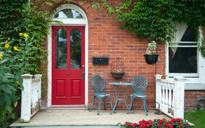 Make a Good First Impression: 7 Ideas for your Front Entry