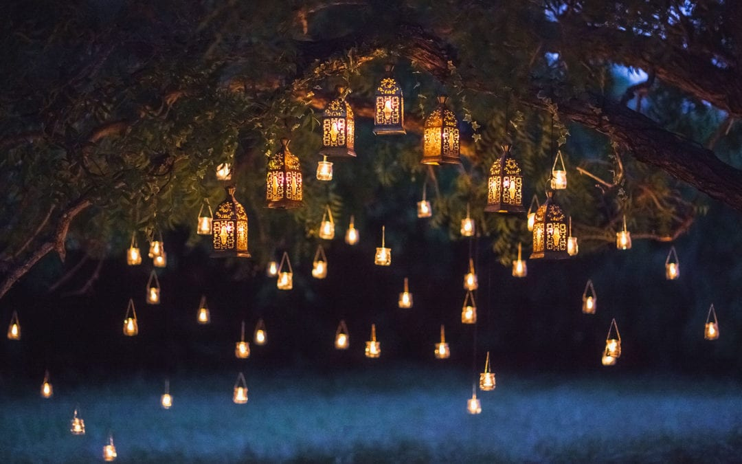 Exterior Night lighting—Outdoors at any Hour